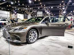 lexus canada north vancouver 2018 lexus ls 500h at vancouver international auto show hello