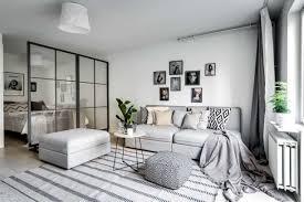 separation chambre salon enchanteur separation chambre salon avec studio apartment