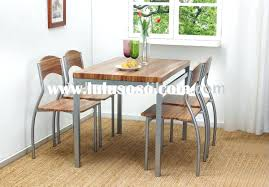 gallery of white metal dining room chairs pictures table ofmetal