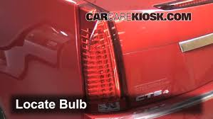 cts third brake light repair tail light change 2008 2015 cadillac cts 2010 cadillac cts 3 0l v6