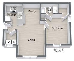 1 bed 1 bath apartment in mableton ga the parkton