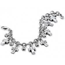 cross bracelet charm images Cross charm new 703 brighton cross charm bracelet jpg
