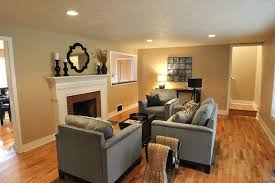 Cool Remodeling Family Room Decoration With Lighting Decor And - Family room renovation ideas