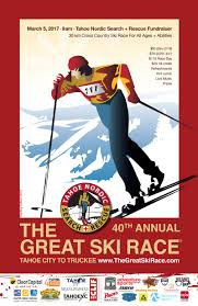 the inside scoop the great ski race