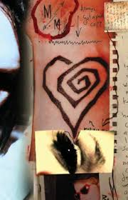 mad love eat me drink me twisted heart symbol the nachtkabarett