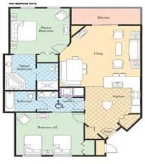 mgm floor plan mgm signature two bedroom suite room image and wallper 2017