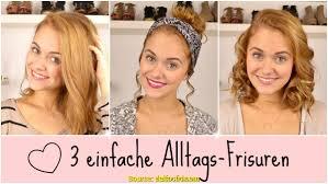 Frisuren F Mittellange Haare Mit Anleitung by Niedlich Schöne Frisuren Für Lange Haare Zum Selber Machen Mit
