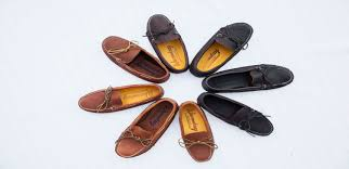 handmade mens moccasins handcrafted in maine by wassookeag moccasins