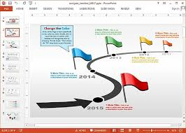 how to make a timeline in powerpoint corol lyfeline co