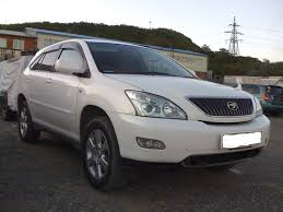 lexus indonesia bekas toyota harrier 2 4 2005 auto images and specification