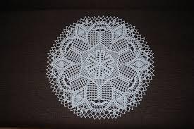 Crochet Table Cloth Free Photo Napkin White Crochet Table Free Image On Pixabay
