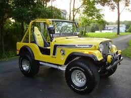 1974 jeep renegade cj 5 renegade stripes from the early 1970s ewillys 4x4 vintage