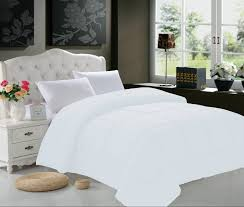 elegant comfort white down alternative comforter duvet cover