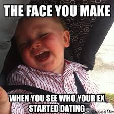 Ex Boyfriend Meme - when your ex boyfriend is dating someone new my ex boyfriend is