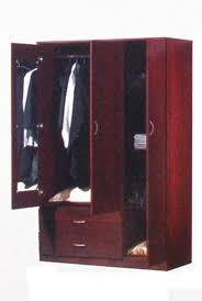bd 203 mahogany bedroom set by alina