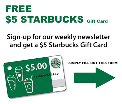starbuck gift card deal starbucks gift card promotion home