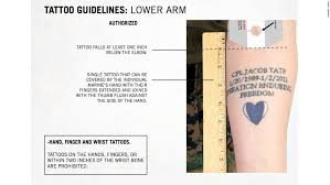 marine corps tattoo policy maradmin pictures to pin on pinterest