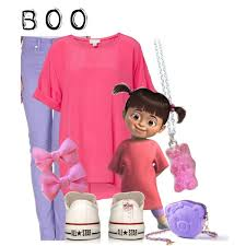 boo monsters polyvore