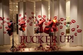 eye valentines day window display ideas the optical vision