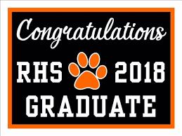 graduation sign graduation signs troop 431