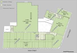 Business Floor Plans by Commercial Brooks House