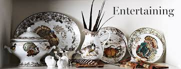 thanksgiving serveware entertaining williams sonoma