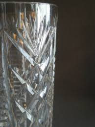 Vintage Waterford Crystal Vases Waterford Crystal