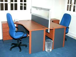 Home Office With Two Desks Desk For 2 Two Desk Home Office Desk For Two 2 Person Desk