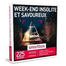 coffret smartbox table et chambre d hote smartbox coffret cadeau week end insolite et savoureux 225