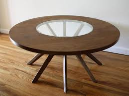 Coffe Table Ideas by Large Round Glass Coffee Table Modern Round Glass Coffee Table