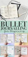 this post offers a small tip for starting a bullet journal without