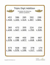 extra practice three digit addition with regrouping worksheet