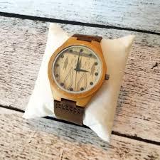 Wooden Groomsmen Gifts Wooden Wrist Watch Personalized Groomsmen Gift Accessories For