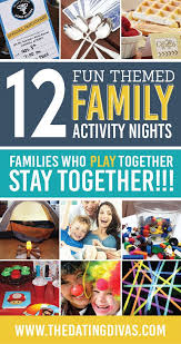25 unique family activities ideas on indoor