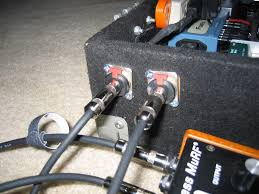 Homemade Pedal Board Design by Input Jacks On Pedal Boards Talkbass Com