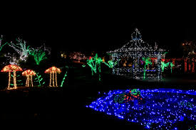 garden of lights hours first timers guide to the garden of lights at brookside gardens