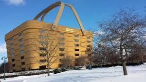 longaberger building longaberger building in the snow 2018 picture of world s largest