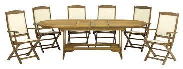 6 Seater Patio Furniture Set - royal craft edinburgh 6 seater dining set u0026 reviews wayfair co uk