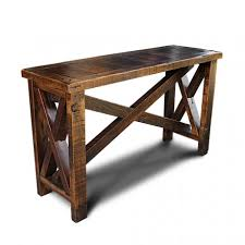Wood Sofa Table Sofa Table Design Barn Wood Sofa Table Awesome Traditional Design