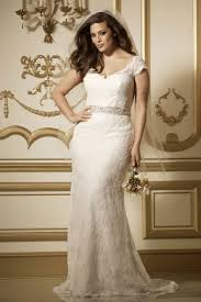 sleeve wedding dresses for plus size 20 gorgeous plus size wedding dresses