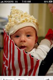 25 baby popcorn costume ideas halloween