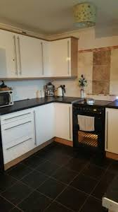 anyone out there painted high gloss kitchen cupboard doors