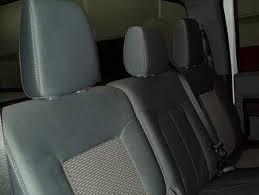 ford f250 seats 2011 f250 f550 superduty crew cab seat covers precisionfit