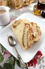 apple cinnamon coffee cake twist entries general