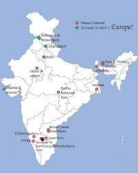 Jaipur India Map by February 2015 Traveler U0026 Explorer U0027s Group