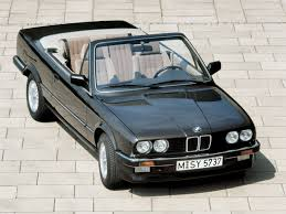 bmw 3 series cabriolet e30 specs 1986 1987 1988 1989 1990