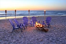 Beach Fire Pit by San Diego Beach Fire Guy Mission Sands Vacation Rentals