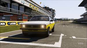 opel kadett oliver opel kadett c gt e 1979 forza motorsport 6 test drive gameplay