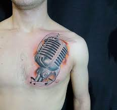 90 microphone designs for manly vocal ink