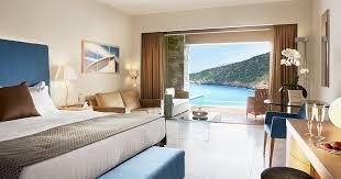 chambre vue mer chambres deluxe vue mer avec piscine privée daios cove